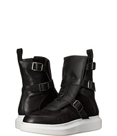 Alexander McQueen - Triple Buckle High Top Trainer