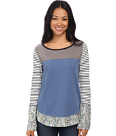Jag Jeans - Ellie Tee Classic Fit Shirt Striped Jersey