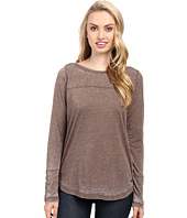 Jag Jeans - Meghan Tee Classic Fit Shirt Burnout Jersey