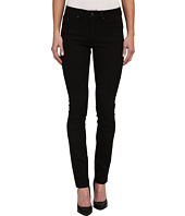 Jag Jeans - Hayward Mid Rise Slim Alpha Denim in Black On Black
