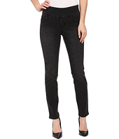 Jag Jeans - Lanna Pull-On Slim Patterned Denim in Tiger Black