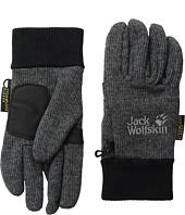 Jack Wolfskin - Knitted Stormlock Glove