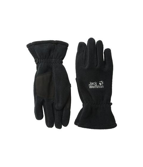 Jack Wolfskin Artist Glove - Black