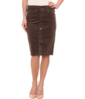 Jag Jeans - Hazel Slim Pencil Skirt 18 Wale Corduroy