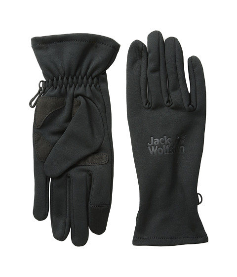 Jack Wolfskin Dynamic Touch Glove - Black