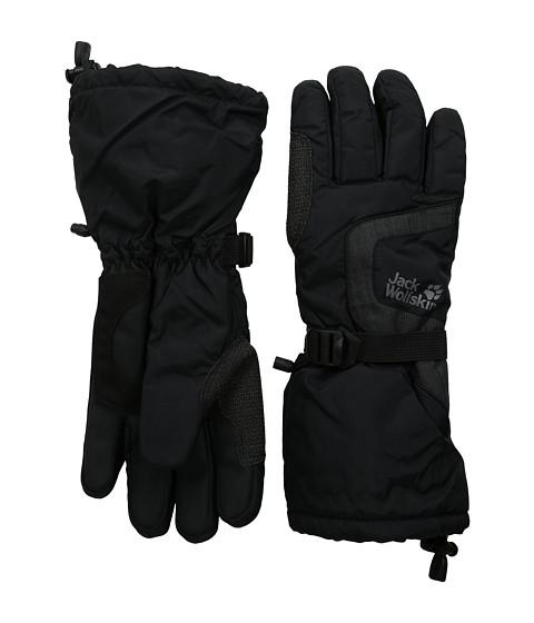 Jack Wolfskin Texapore Winter Glove - Black