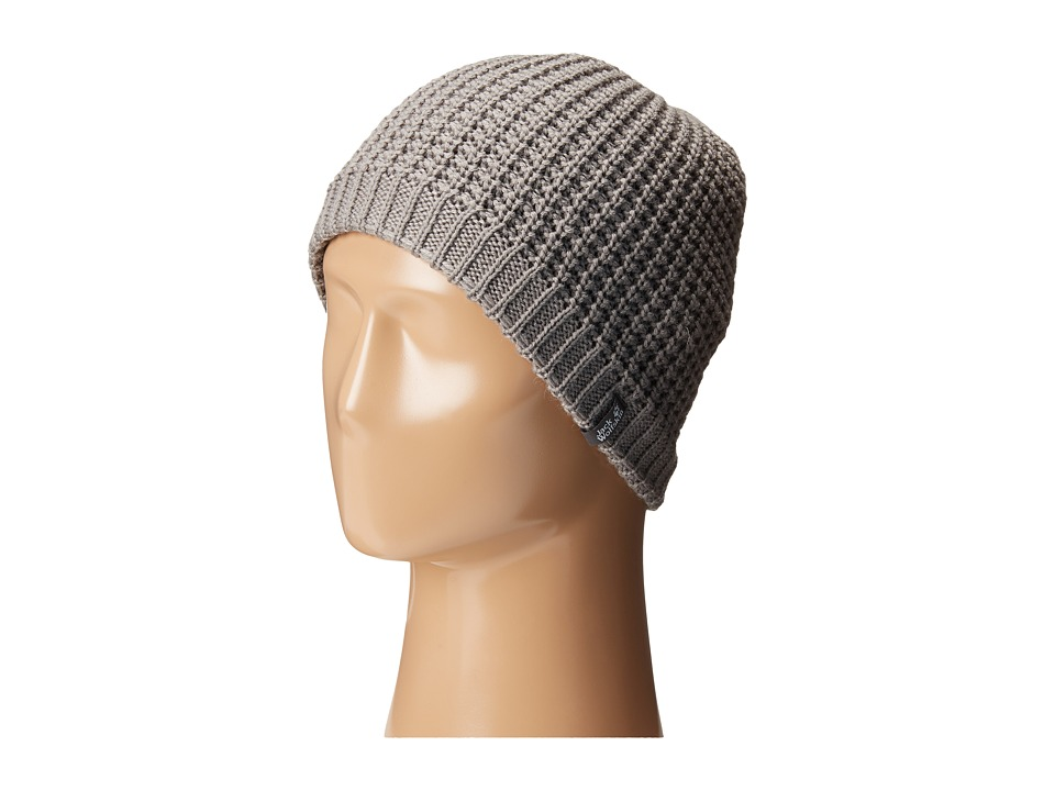 Jack Wolfskin - Milton Cap (Grey Heather) Caps