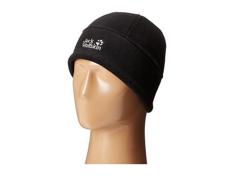 Jack Wolfskin Stormlock Cap - Black