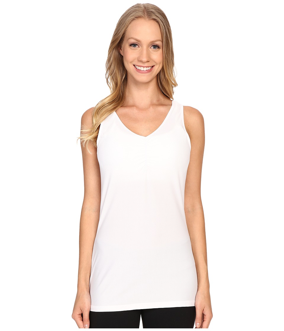 ExOfficio Give-N-Go Tank Top (White) Women