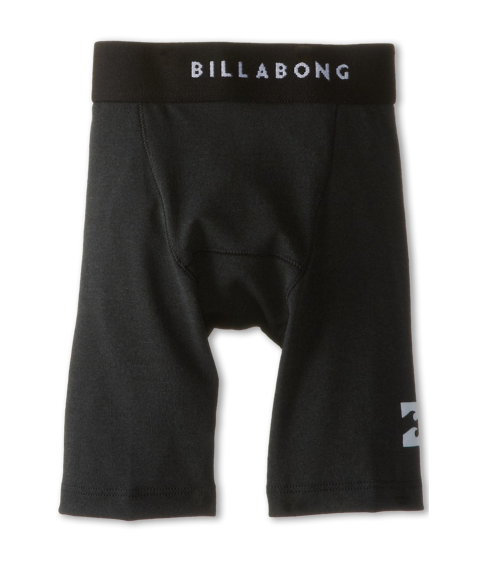 Billabong Kids All Day Undershort Toddler/Little Kids/Big Kids Black Heather Boys Swimwear