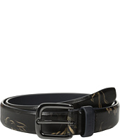 Ted Baker - Palbelt Printed Leather Floral Belt
