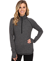 Lucy - Dashing Stripes Half Zip