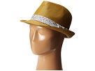 Ted Baker Denord Woven Band Trilby (Natural)