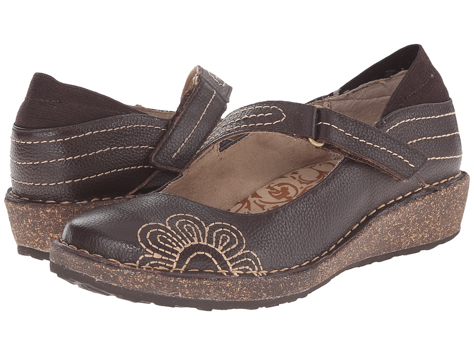 Aetrex Sundance Talia (Chocolate) Women