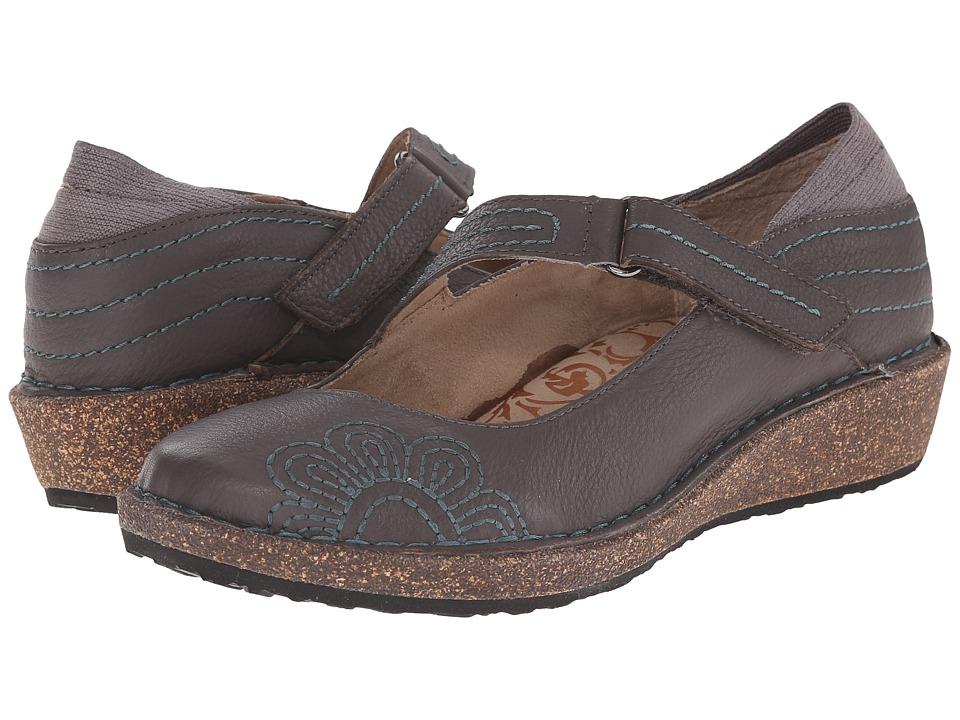 Aetrex Sundance Talia Pavement Womens Maryjane Shoes