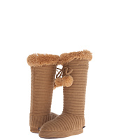 MUK LUKS - Slipper Boot w/ Poms
