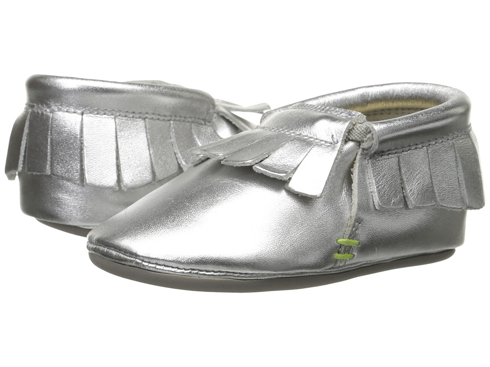 Umi Kids Bevin (Infant/Toddler) (Silver) Kid's Shoes