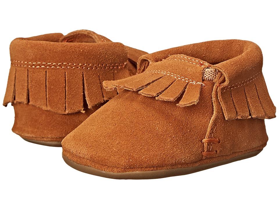 Umi Kids Bevin Infant/Toddler Saddle Tan Kids Shoes