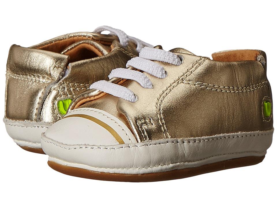 Umi Kids Lex Infant/Toddler Gold Kids Shoes