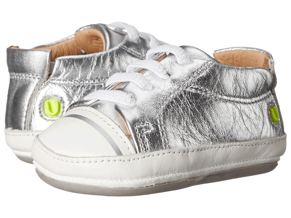 Umi Kids Lex Infant/Toddler Silver Kids Shoes