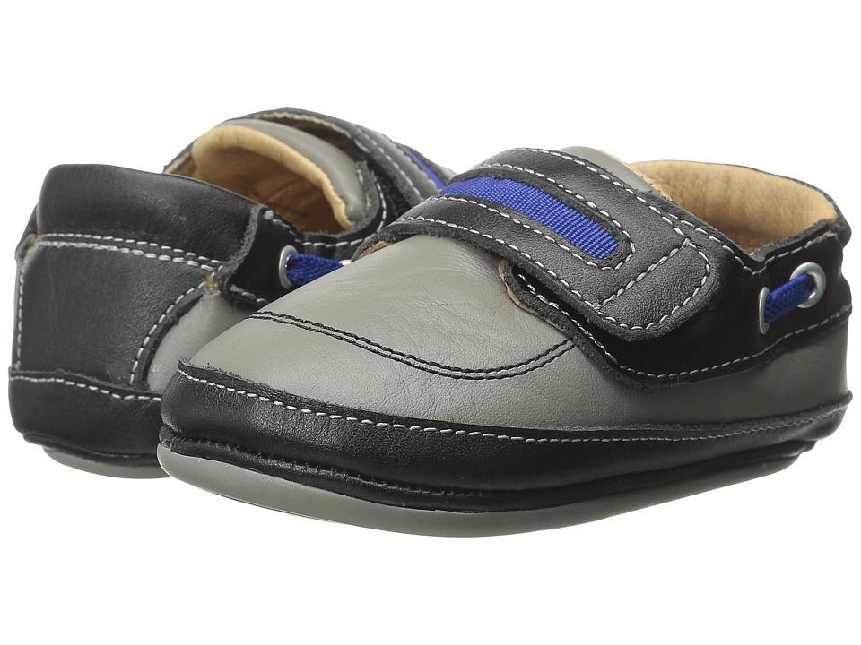 Umi Kids Gene Infant/Toddler Black/Gray Kids Shoes
