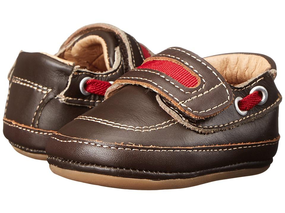 Umi Kids Gene Infant/Toddler Brown Kids Shoes