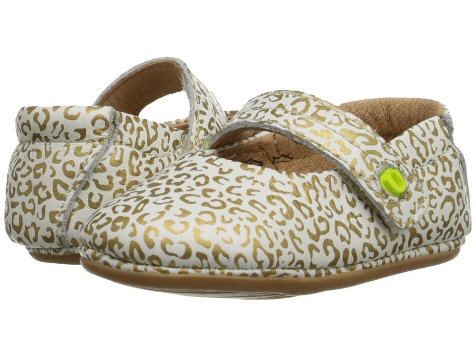 Umi Kids Fana Infant/Toddler Gold Kids Shoes