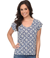 Lucky Brand - Allover Diamond Top