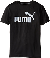 Puma Kids - No.1 Logo Tee (Big Kids)