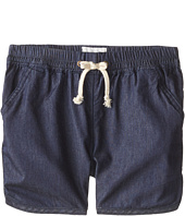 Hudson Kids - Jog Shorts in Blue Danube (Big Kids)