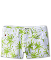 Hudson Kids - Bali Shorts in Palm (Little Kids)