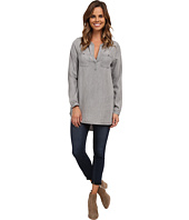 Jag Jeans - Long Sleeve Noah Relaxed Fit Tunic Woven Tops