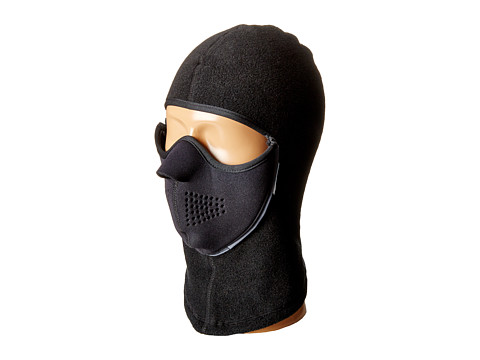 Seirus Magne Mask Convertible Combo Clava - Black
