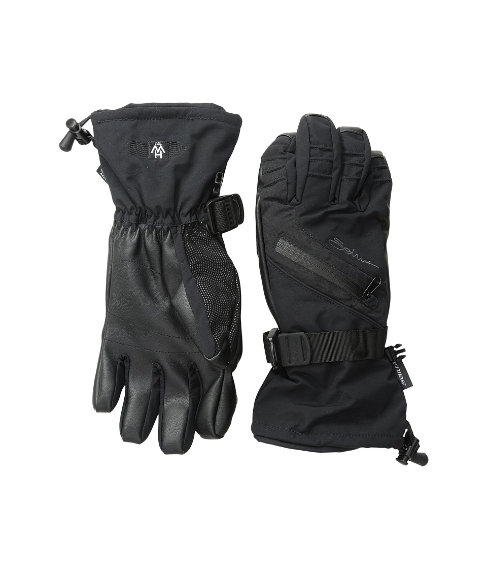 Seirus Heatwave Plus Daze Glove (Black) Ski Gloves