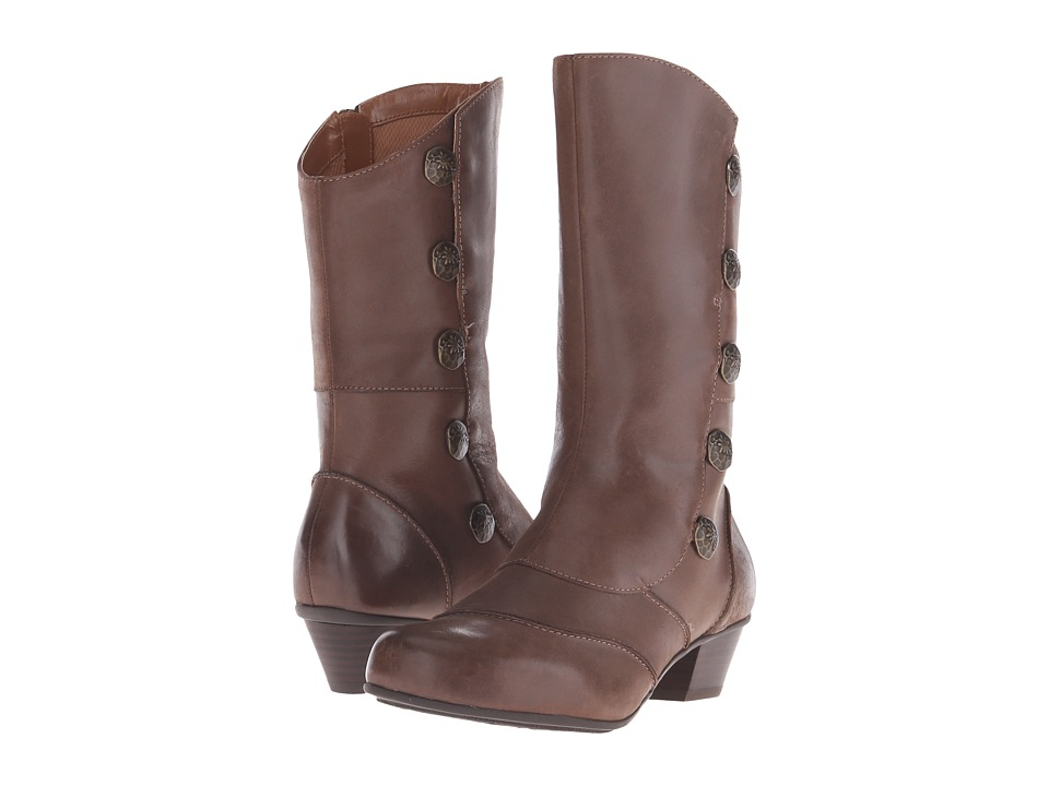 Aetrex Essencetm Naomi (Vintage Brown) Women