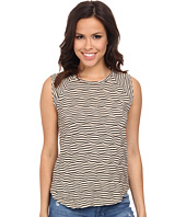 Lucky Brand - Striped Swit Tank Top