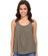 Lucky Brand - Ditsy Diamond Tank Top