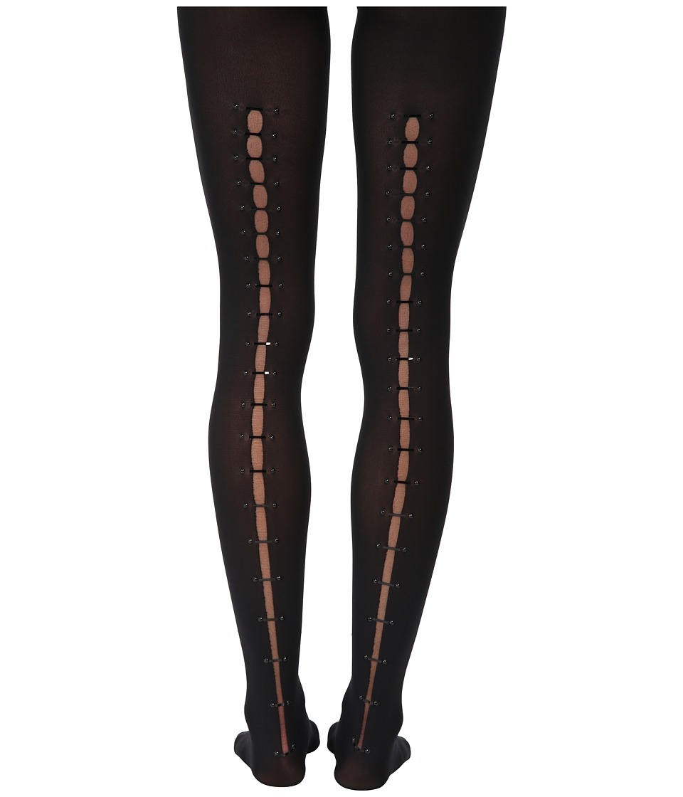 Wolford Carrie Tights Black Hose