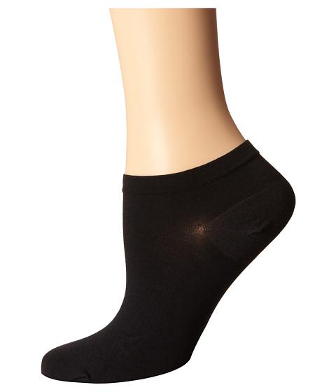 Wolford Sneaker Cotton Socks - Black
