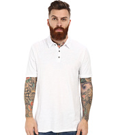 Velvet by Graham & Spencer - Randall Short Sleeve Polo Slub