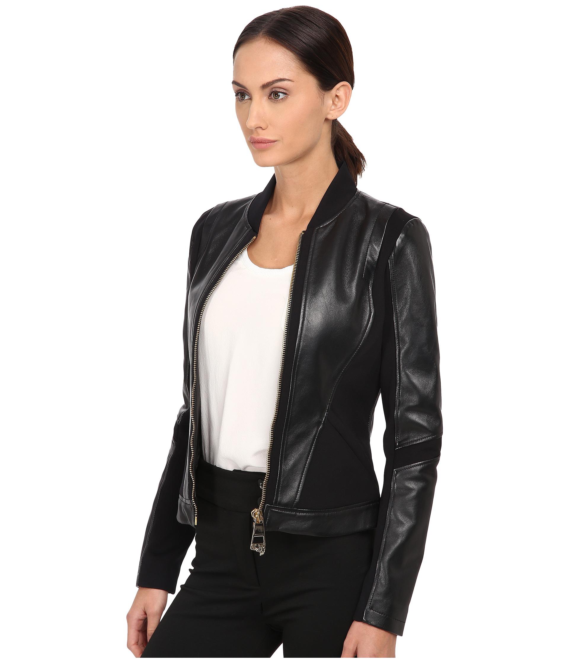 Кожаная Куртка Versace Купить