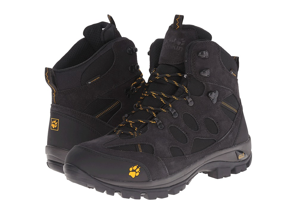 Jack Wolfskin All Terrain 7 Texapore Mid Phantom Mens Shoes
