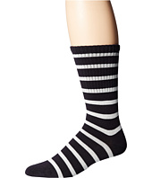 Lacoste - Bi-Color Striped Sock