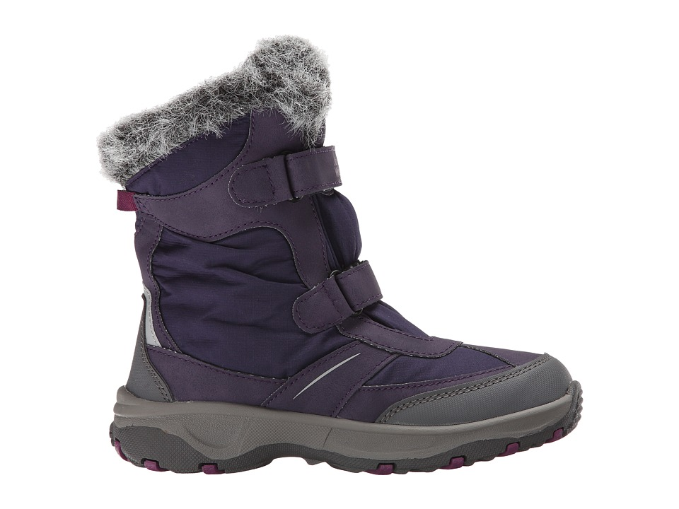 jack wolfskin kids snow flake waterproof girls boots extended calf boots. Black Bedroom Furniture Sets. Home Design Ideas
