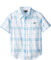 O'Neill Kids - Arcade Short Sleeve Woven Shirt (Little Kids)