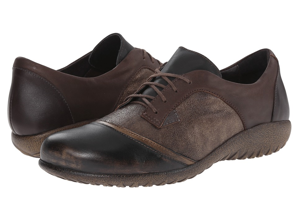Naot Footwear Harore (Bronze/Brown/Volcanic Brown/Grecian Gold/French Roast/Mine Brown) Women