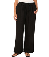 Allen Allen - Plus Size Beach Pants