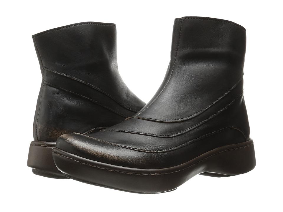 Naot Footwear Tellin (Volcanic Brown Leather) Women
