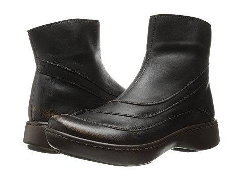 Naot Footwear Tellin - Volcanic Brown Leather