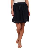 Lucky Brand - Eyelet Skirt